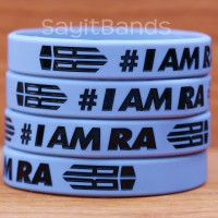 law enforcement thin blue line wristbands