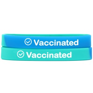 Vaccinated Wristbands